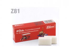 WiTabs specielní tablety suchého lihu