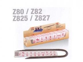 Pružné spirály průměr 2,5 mm, délka 260 mm