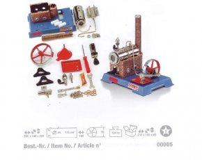 Stavebnice parního stroje