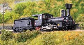 Parní lokomotiva řady 53.71 DR, epocha II, H0