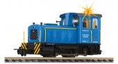 Industrie Lok O&K, blau, m. Warnlicht, Ep.IV