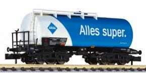 4-achs. Kesselwagen Bauart Deutz 630 hl, ARAL, DB, Ep.IV+V