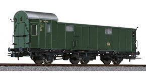 Packwagen 3-achs., Pw3 Pr11, DB, Ep.III